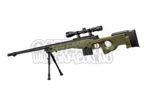 Bilde av Well - L96 AWP FH Oppgradert Sniper Rifle Set - OD