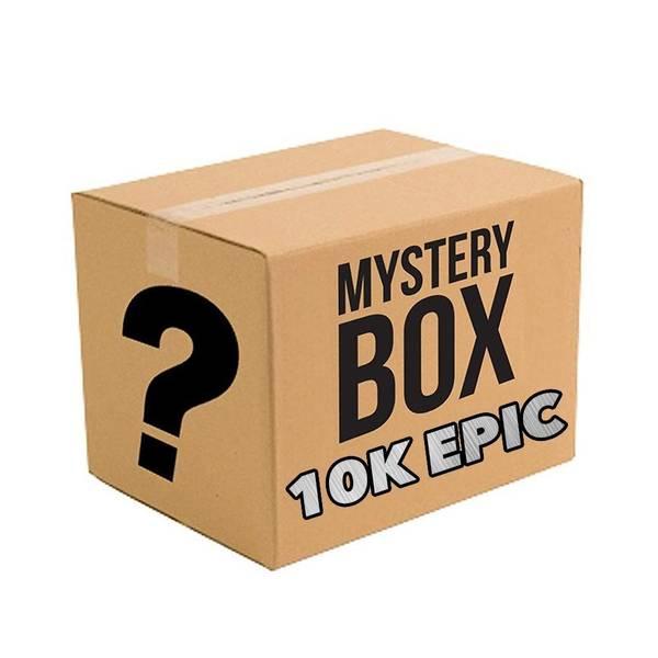 Bilde av Game-On! Airsoft MysteryBox - 10000.-