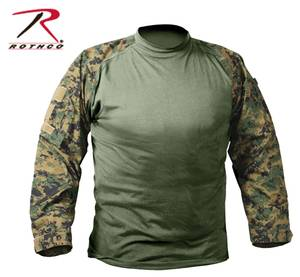 Bilde av Combat Shirt Digital Woodland