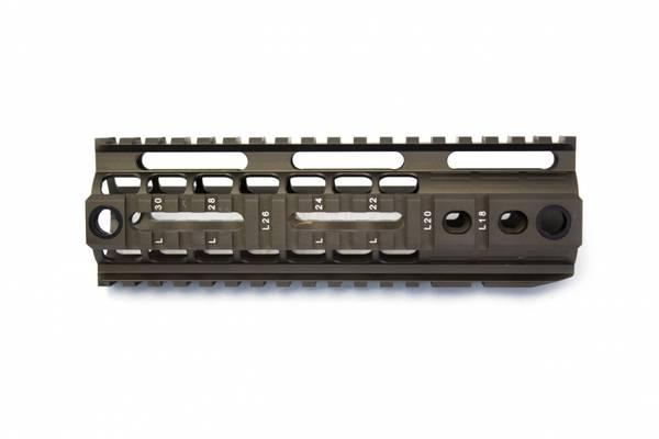 Bilde av Bocca Series ONE - 18cm Rail - Bronze