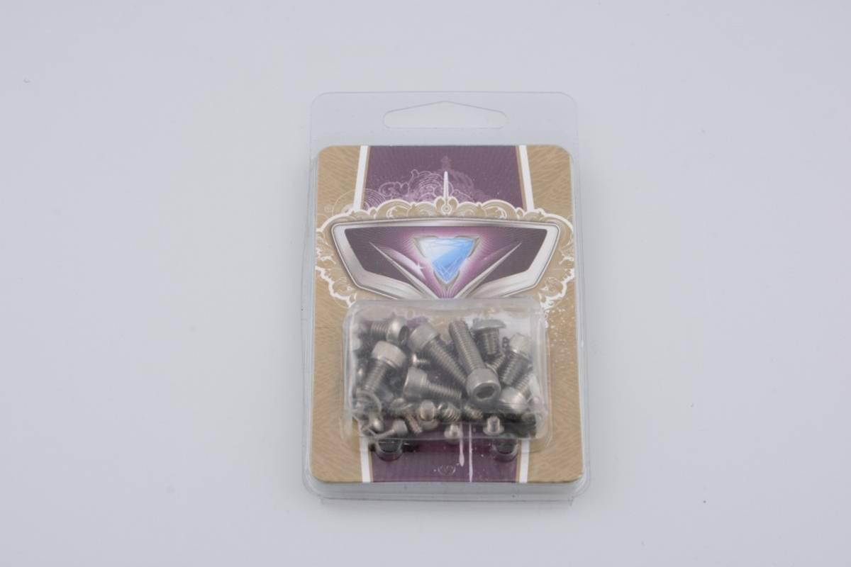 DLX - Luxe Screw Kit
