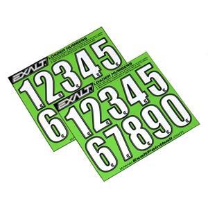 Bilde av Exalt Loader Number Stickers