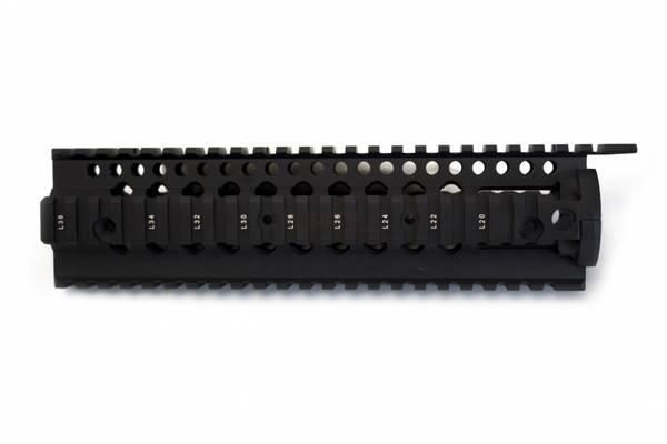 Bilde av Bocca Series THREE - 23cm Rail - Sort