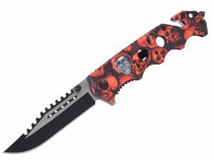 Bilde av Red Skull Tactical Rescue Knife