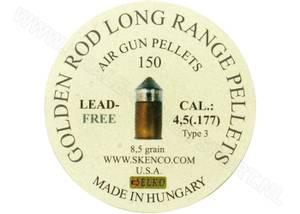 Bilde av Golden Rod - 4.5mm - 150stk