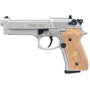 Bilde av Beretta 92FS Nickel - Tre Grip - 4.5mm
