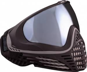 Bilde av Virtue VIO Contour Maske - Black/Silver
