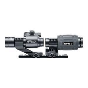 Bilde av Walther - EPS3 Rødpunktsikte med 3x Forstørrelse