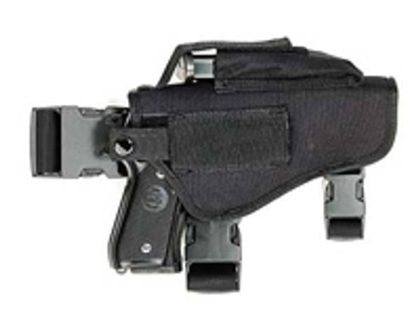 Bilde av Lårhylster til Liten Pistol - Sort