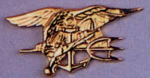 Bilde av US Navy Seals Pin Bronse