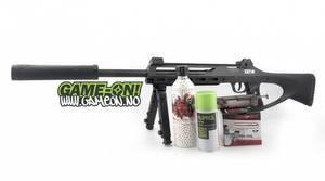 Bilde av ASG TAC6 Sniper Co2 - 6mm Softgun - KRAFTPAKKE