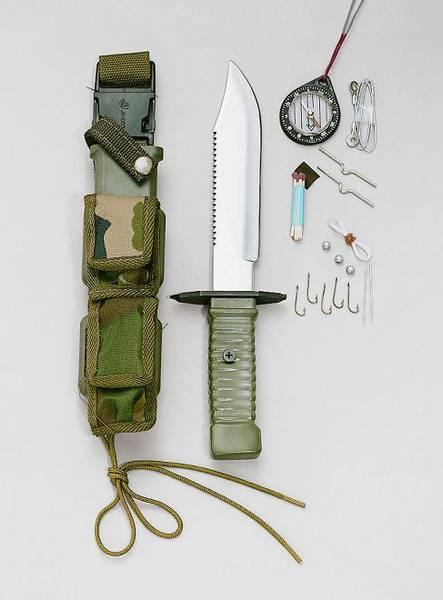 Bilde av Special Forces Survival Kit Kniv