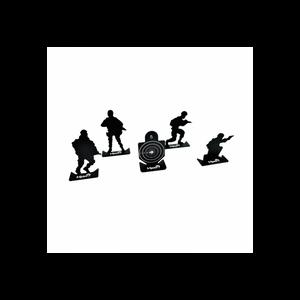 Bilde av Viper - Micro Target Set - Aluminium