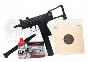 Bilde av Cobray Ingram M11 Luftpistol - 4.5mm BB - SETT