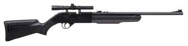 Bilde av Crosman Recruit Luftgevær med kikkertsikte - 4.5mm/BB