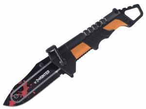 Bilde av Zombie Hunter Chainsaw Foldekniv - Orange