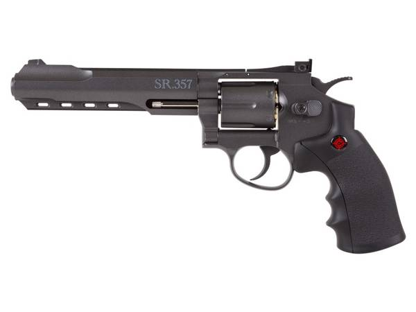 Bilde av Crosman 357 Magnum Sort Kraftpakke