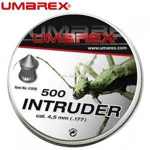 Bilde av Umarex Intruder 4.5mm - 500stk