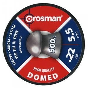Bilde av Crosman 5.5mm Domed - 500stk