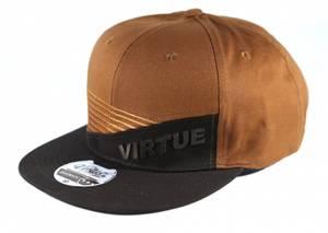 Bilde av Virtue Snapback Hat - Marauder Brown