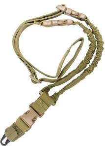 Bilde av One Point Bungee Sling - 1000D Cordura - TAN