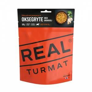 Bilde av REAL Turmat - Oksegryte med Brokkoli