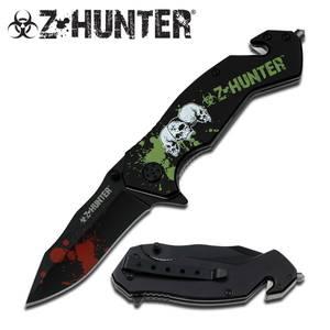 Bilde av Zombie Hunter - Tactical Rescue Foldekniv