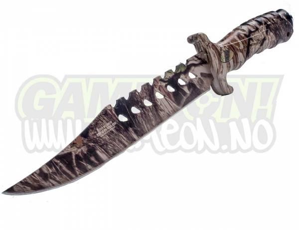 Bilde av Survivor Camo Hunting Knife