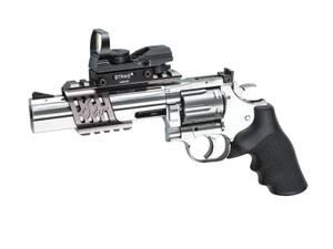 Bilde av Dan Wesson 715 Revolver - Sølv - 4.5mm BB