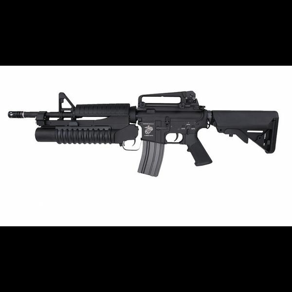 Bilde av Specna Arms - G01 One (M15) Carbine med Granatkaster - Proline