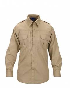 Bilde av Propper Tactical Shirt - Long Sleeve - Khaki