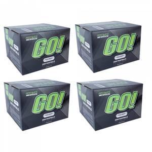 Bilde av GO! Paintballs - Silver - 8000stk