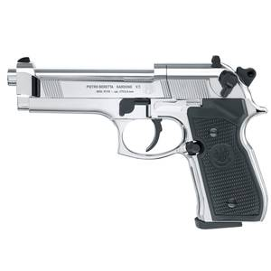 Bilde av Beretta 92FS Polished Chrome - 4.5mm Pellets