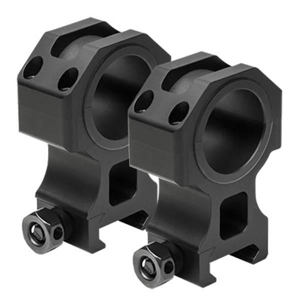 Bilde av Taktiske Montasjeringer 38x21mm Ø30/Ø25 - Aluminium