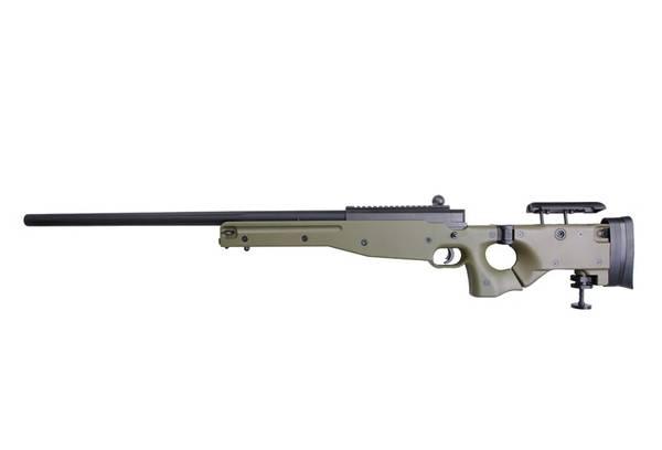 Bilde av Well - AW.338 MB-08 Sniper Springer - Olive