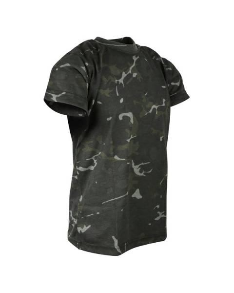 Bilde av T-Skjorte til Barn - Sort BTP