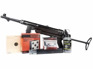 Bilde av MP40 - Legacy 4.5mm BB - Semi/Fullauto - MEGAPAKKE
