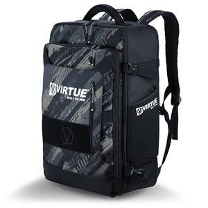 Bilde av Virtue Gambler Expanding Gear Backpack - Graphic Black
