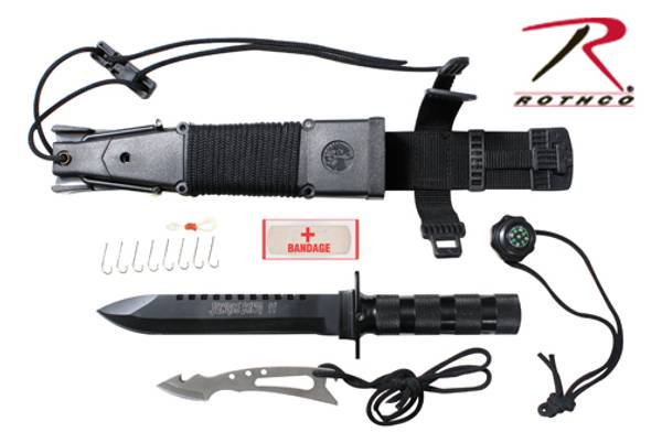 Bilde av Jungle Survival Kit Knife