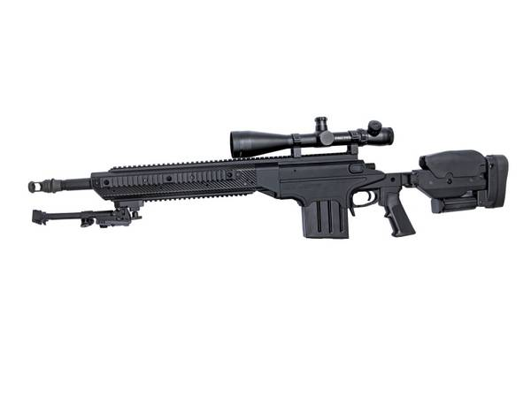 Bilde av ASW 338LM Ashbury Sniper - Black