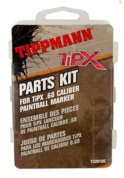 Bilde av TiPX/TCR Universal Parts Kit