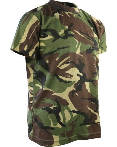 Bilde av T-Skjorte til Barn - DPM