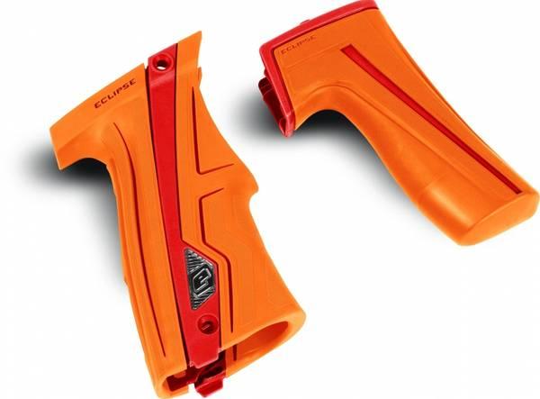 Bilde av Planet Eclipse CS1 Grip Kit - Orange/Red