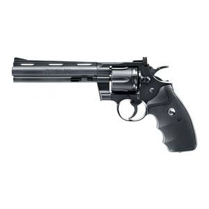 Bilde av Colt Python 6 - Sort - 4,5mm Pellets/BB