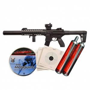 Bilde av Sig Sauer MCX Luftgevær - Pakkesett med alt du trenger!