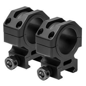 Bilde av Taktiske Montasjeringer 27.9x21mm Ø30/Ø25 - Aluminium