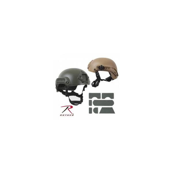 Bilde av Airsoft Hjelm med Montasjemulighet