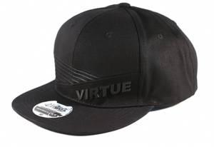 Bilde av Virtue Snapback Hat - Marauder Black