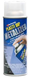 Bilde av Plasti Dip Spray - Silver Metalizer - Topcoating