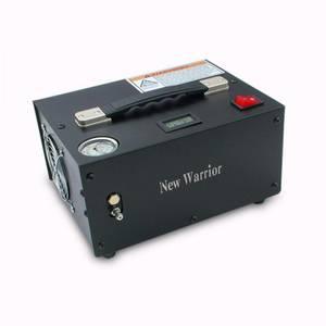 Bilde av New Warrior 12V/220V Elektrisk Kompressor til PCP